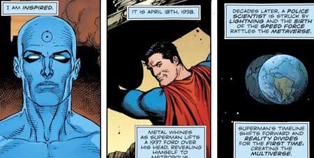 doc manhattan y superman