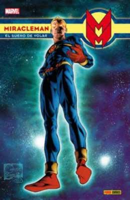 miracleman de marvel comics