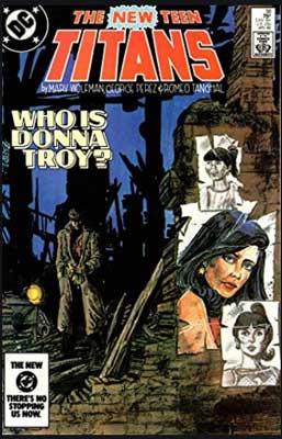 ¿Quién es Donna Troy? es uno de los mejores cómics de los jóvenes titanes