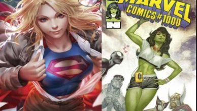 superhéroes mujeres más fuertes