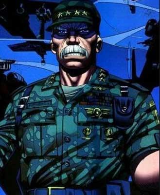 General Thaddeus Ross es de los mejores villanos de hulk