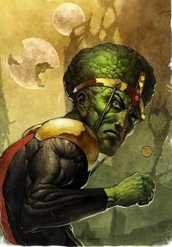 The Leader es de los mejores villanos de hulk