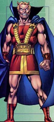 Tyrannus es uno de los mejores villanos de hulk