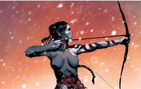 Black Arrow es uno de los mejores cómics de green arrow