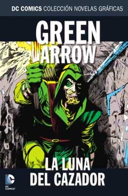 La Luna del Cazador es uno de los mejores cómics de green arrow