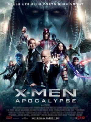 portada de x-men apocalipsis