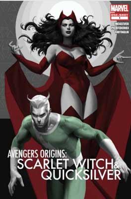 Avengers Origins: Scarlet Witch & Quicksilver