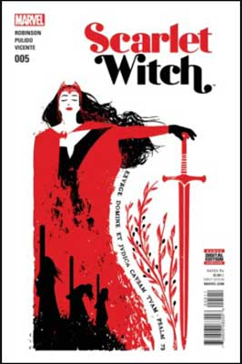 Scarlet Witch Vol. 2