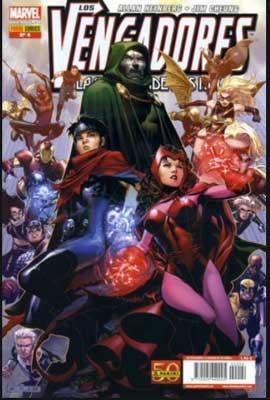 La Cruzada de los niños es uno de los mejores cómics de scarlet witch