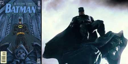 Batman y sus gárgolas
