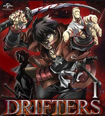 Drifters es uno de los Mejores Animes Isekai