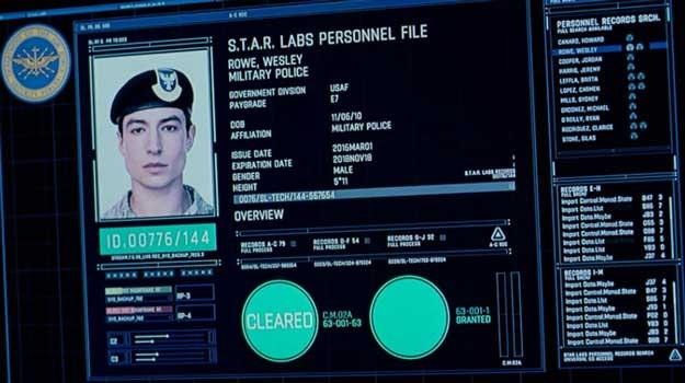 productores de Zack Snyder es uno de los Easter Eggs de la Liga de la Justicia de Zack Snyder