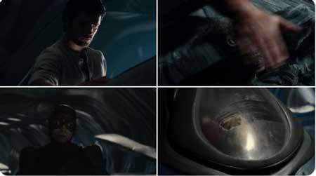 muerto de la Nave kriptoniana es uno de los Easter Eggs de la Liga de la Justicia de Zack Snyder