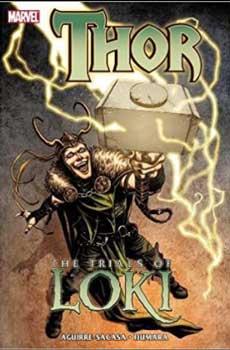 Dios de las Mentiras es uno de los mejores cómics de Loki