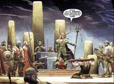 Hermanos de Sangre es uno de los mejores cómics de Loki