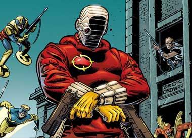 Deadshot es uno de los mejores antihéroes de DC Comics