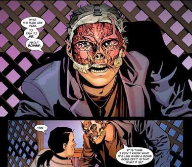 Finn Cooley es uno de los mejores enemigos de The Punisher