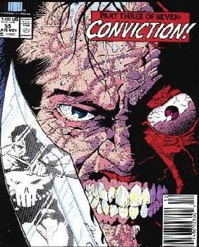 Jigsaw es uno de los mejores enemigos de The Punisher