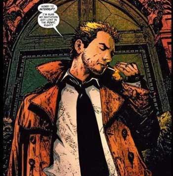 John Constantine es uno de los mejores antihéroes de DC Comics