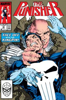 Kingpin y the punisher