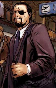 Agente William Rawlins