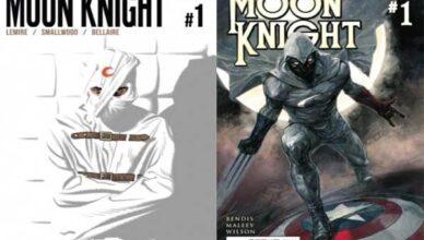 mejores cómics de Moon Knight
