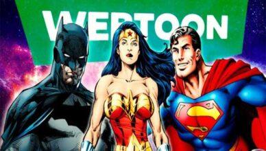DC y Webtoon