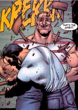 El Ruso es uno de los mejores enemigos de The Punisher