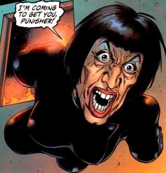 Ma Gnucci es uno de los mejores enemigos de The Punisher