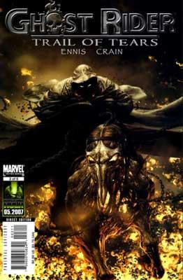 Ghost Rider: Reguero de Lágrimas