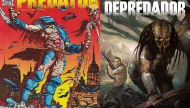 mejores cómics de predator