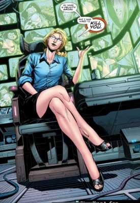 Felicity Smoak en los cómics de los Nuevos 52