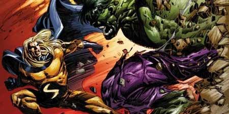 sentry vs hulk