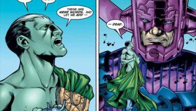 abraxas y Galactus