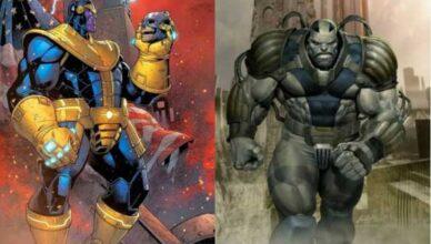 Apocalipsis vs Thanos